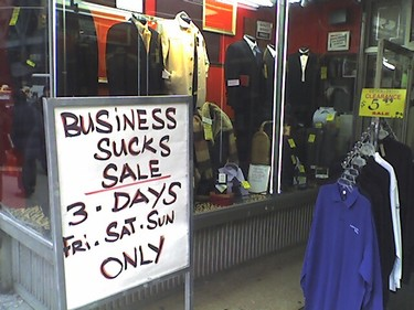 Businesssuckssale